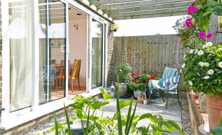 从一盆花到一座私家花园,从一个阳台到一个梦中的花园