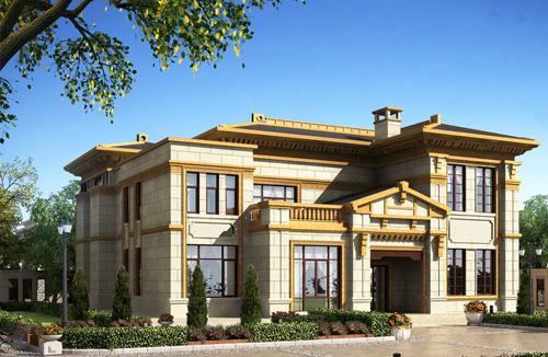 别墅改造翻新
