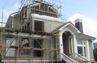 别墅屋面改造