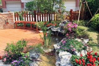 私家别墅花园设计